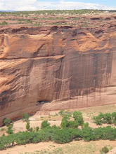 Photo: Whitehouse ruin from the S rim