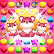 Sweet Cookie World : Match 3 Puzzle