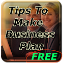 Tips To Make Business Plan icon
