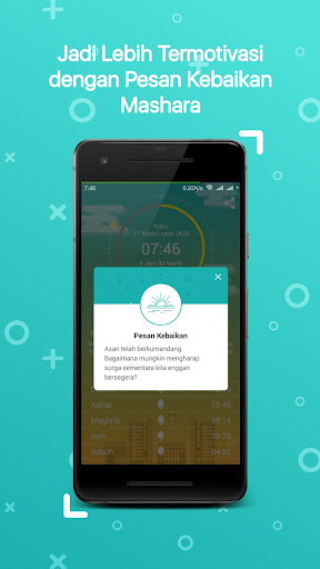 Mashara | Aplikasi Shalat Tercantik Tanpa Iklan 1.1.1 screenshots 3