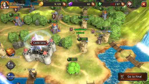 Team Guardian : legend of 23 heroes 2.2.1 screenshots 10