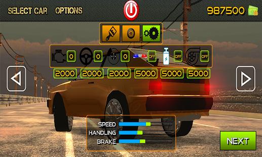 SpeedyHighwayCarRacer - náhled