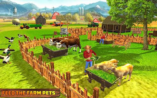 Khakassia Organic Tractor Farming Simulator 2019 2.0.3 screenshots 9