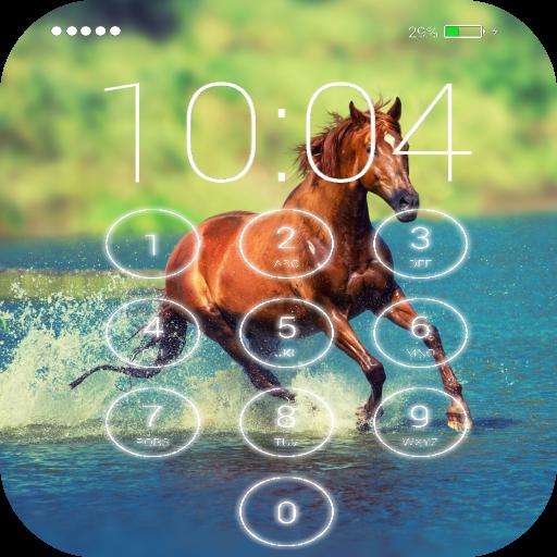 Horse Lock Screen Pro