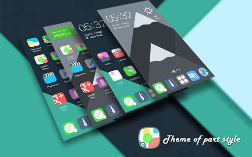 Theme Of Part Style Launcher
