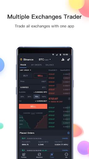 BitUniverse - Crypto Portfolio & Grid Trading Bot 2.9.13 screenshots 3