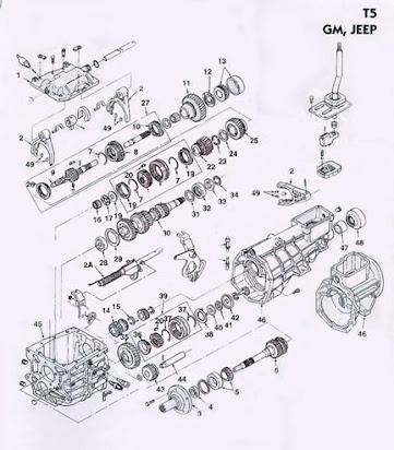 T5 transmission manual download
