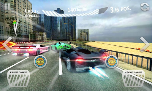 Sports Car Racing 1.4 screenshots 9