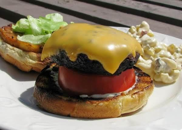 Bonzai Burger Recipe