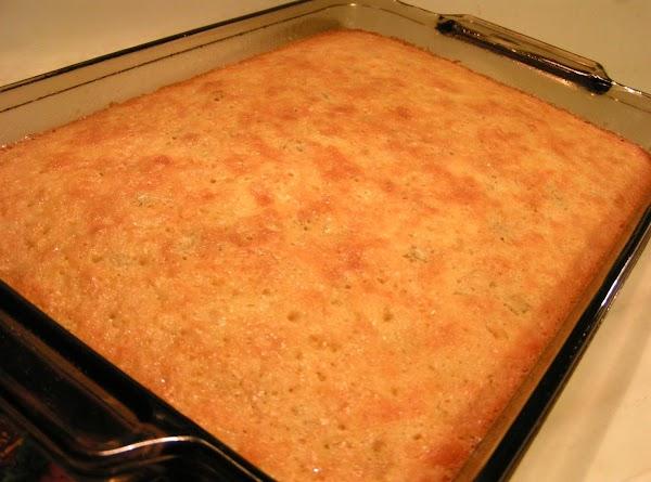 Sweet Mexican Cornbread - Dee Dee's Recipe