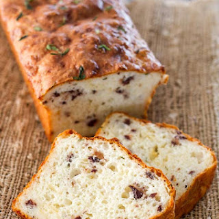 Thyme and Cheese Bread.
