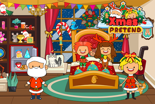 My Pretend Christmas - Kids Holiday Party FREE 1.2 screenshots 3