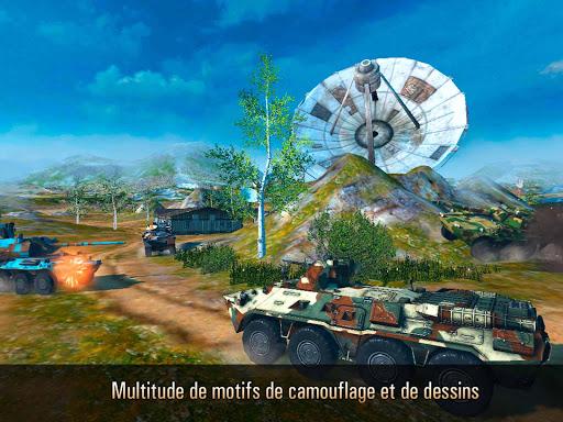 Metal Force: PvP action d'aru00e8ne de tir en ligne  captures d'u00e9cran 2