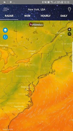 Weather Radar Pro  image 5