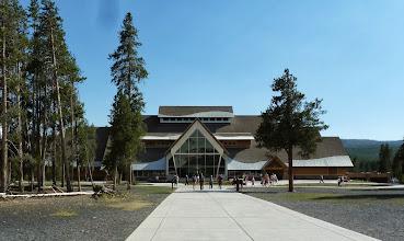 Photo: Visitors' Center