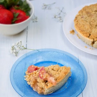 Vegan Rhubarb Crumble Recipes.