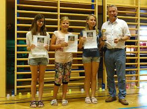 Photo: Sieger: Mädchen (1a, 1b)