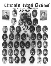 Photo: Class of 1948-Courtesy of St.Francis Co.Museum-B. Ford-Treas.- B. McCallister -B. S. Shannon -B. Wofford -C. Dulaney -C. Epinger -C. R. Gray- C. Taylor-Reporter- C.T.Cobb-Principal- D. Miller- E. Carldwell- E. J. Tomlin- G. L. Smith- G. Ware- J. M. Fleming- J. Winfrey- K. B . Hobb- L. J. Clemons- L. Walker- M. C. Works