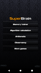 Super Brain Pro APK screenshot thumbnail 1