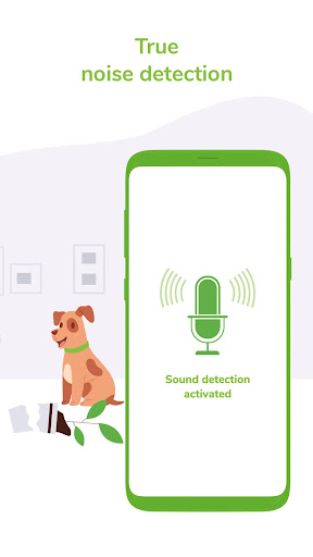 Dog Monitor: Video Surveillance Dogs, Cats & Pets ss3