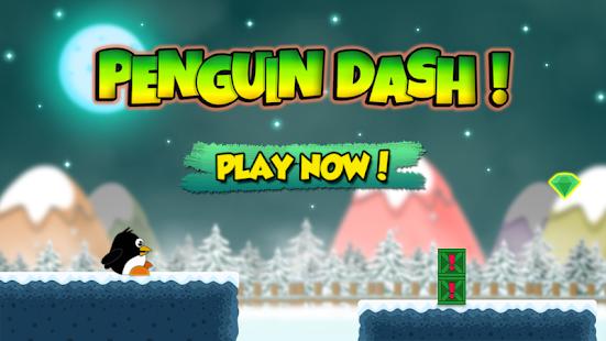 Penguin Dash! - náhled
