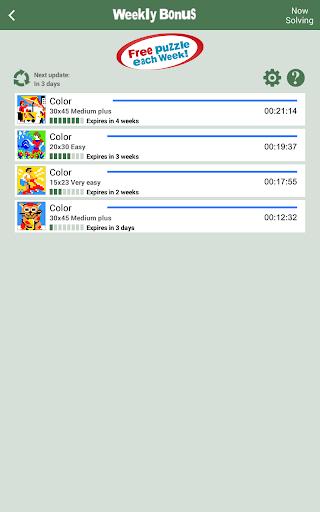 Conceptis Block-a-Pix 1.6.1 screenshots 15