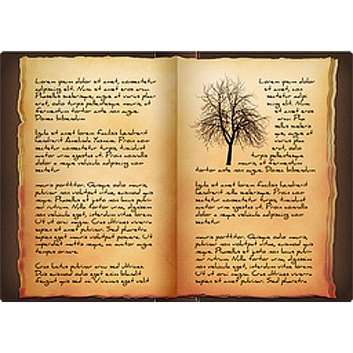 Wicca Magick Book of Shadows 書籍 LOGO-玩APPs