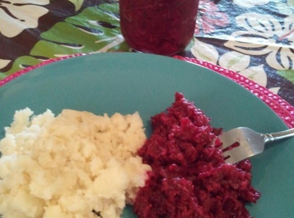 Czwikla  -  Polish Beets Recipe