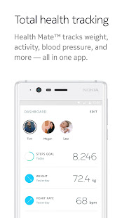 health mate total health tracking apps on google play