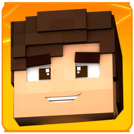 My Minecraft Skins. +30000 Premium MCPE Skins 2019 Icon