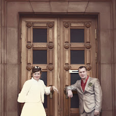 Wedding photographer Mikhail Zolotov (Zolotov). Photo of 02.12.2013