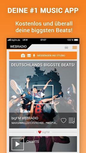 bigFM Radio  screenshots 1