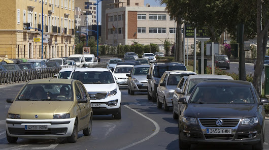Tráfico prevé 260.000 desplazamientos en Almería durante de la campaña especial del 1 de mayo