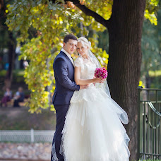Wedding photographer Elena Kryazheva (Kryajeva). Photo of 16.11.2014
