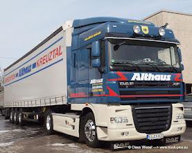 Photo: Dezent schöner Super Truck! ALTHAUS KREUZTAL   ---> www.truck-pics.eu