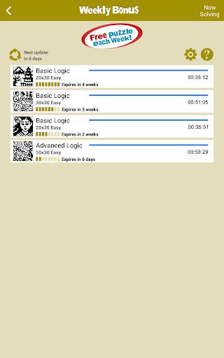 Conceptis Fill-a-Pix filehippodl screenshot 15