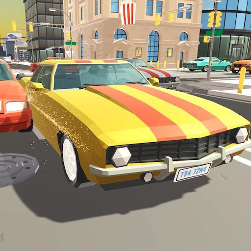 Top Car Racing Games Stunts-Highway Traffic Escape