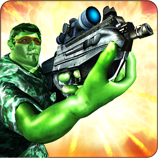 Superhero Anti-Terrorist - Third Person Shooter