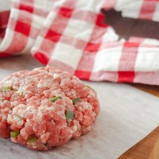 Freshly Ground JalapeñO-Garlic Hamburgers Recipe