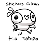 Stickers Totopo Icon
