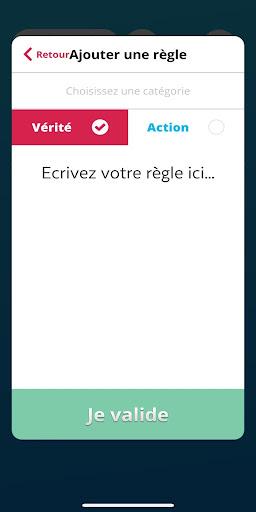 Action ou Vu00e9ritu00e9 - Hot 4.0.0 screenshots 7