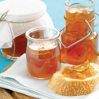 Citrus and Ginger Marmalade