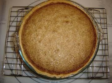 Kentucky Bourbon Pie