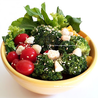 Broccoli Salad & Dressing