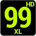BN Pro RobotoXL-b HD Text icon