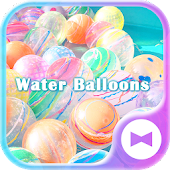 Summer Wallpaper Water Balloons Theme