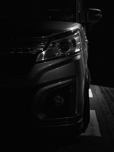 スペーシアカスタム MK42S XSリミテッド?のカスタム事例画像 kazuさんの2018年09月17日03:21の投稿