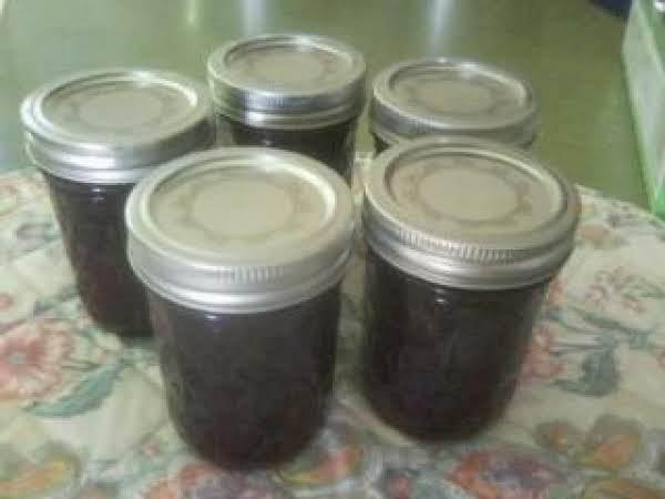 Grape Jam Recipe