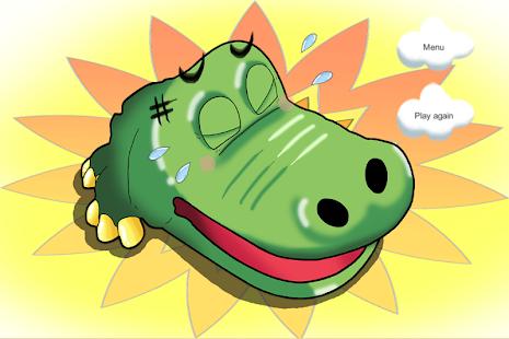 Lucky Crocodile - náhled