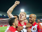 Corina Luijks (Eva's Tienen) is fan van Feyenoord en ziet de Rotterdammers dit jaar erg goed beginnen